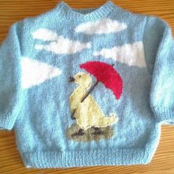 Pull - 2 ans