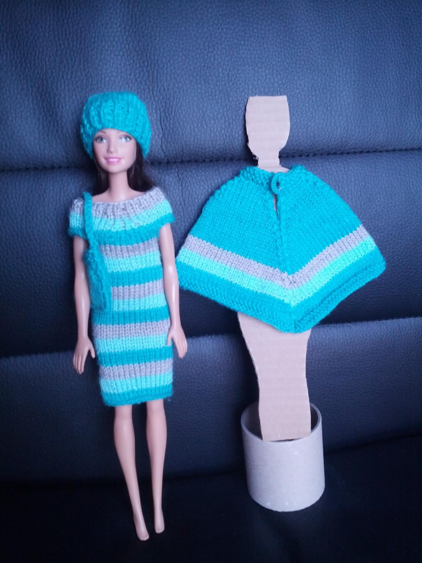 Robe et Pancho Barbie 1
