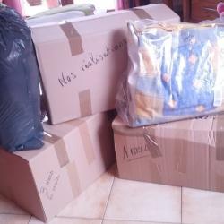 Notre livraison est prête