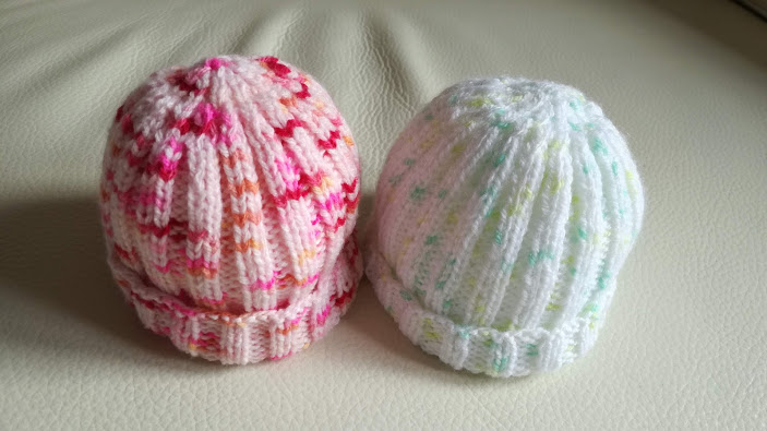 Bonnets naissance